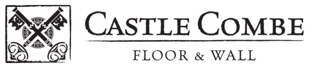 Castle Combe Floor & Wall Logo
