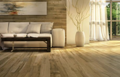Lauzon Hickory Hardwood Floor