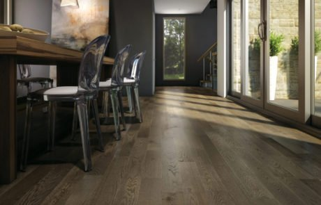 Commercila Hardwood Flooring By Lauzon