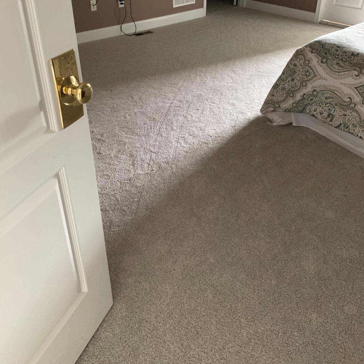 Tuftex Fair Isle Carpet Installation