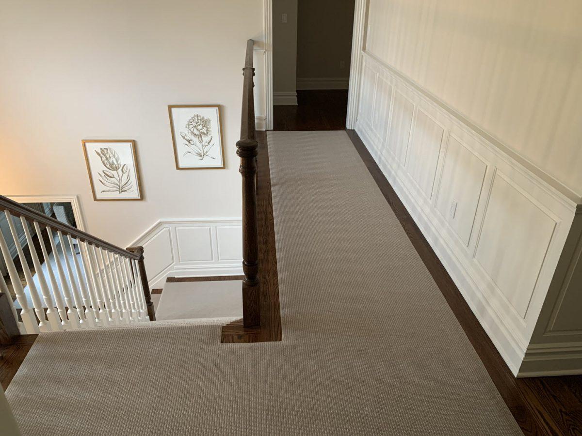 Hall Runner Helios Carpet Chatham Island