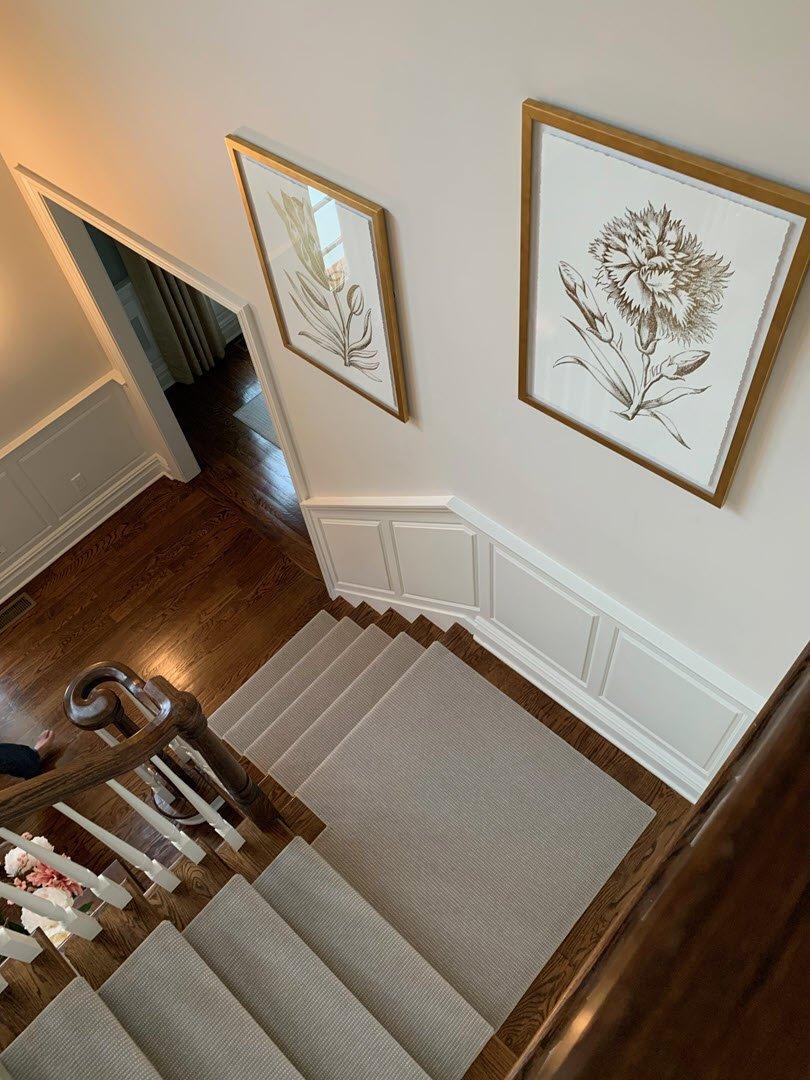 custom stair runners Chatham NJ