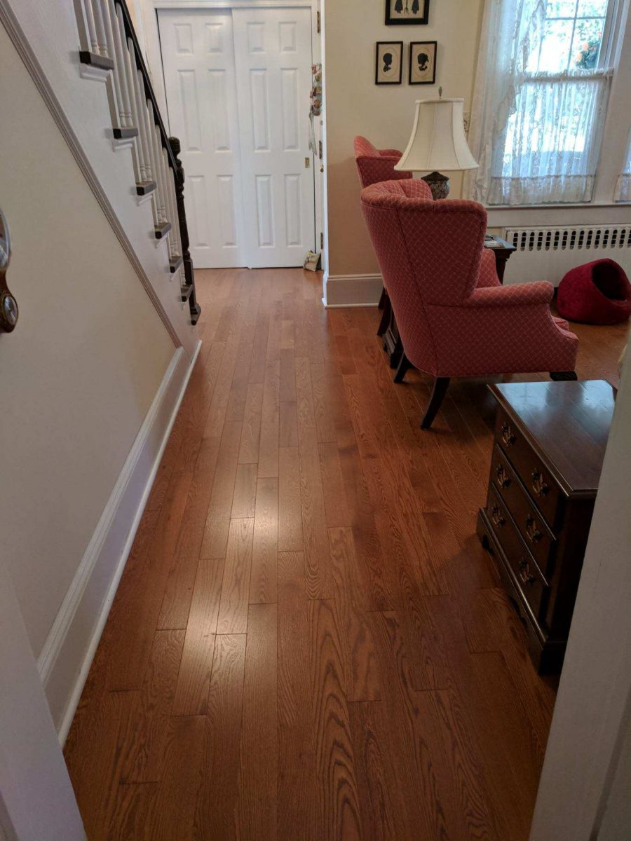 Lauzon pre-finished hardwood flooring by Floors Direct in Montville New Jersey