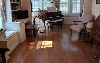 Hardwood flooring in Montville, NJ installed by Floors Direct