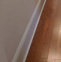 61/2 inch baseboard moldings