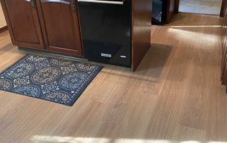 Karndean Korlok Select vinyl floor install Bernardsville NJ