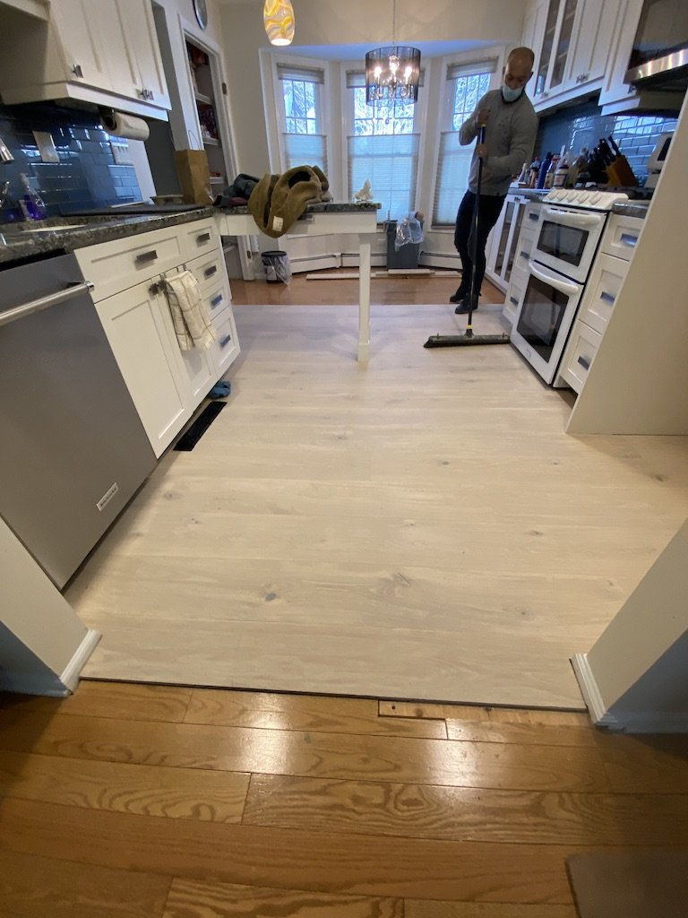 Floors Direct Hardwood Floor Install basking ridge