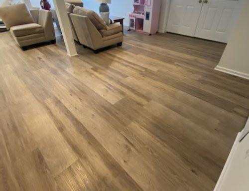 Karndean Korlok Select LVP Flooring Installation | Mendham, NJ