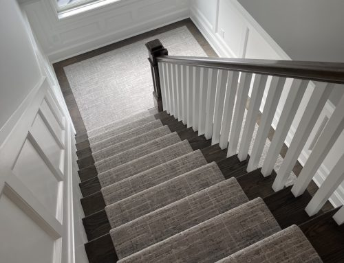 Custom Runners | Staircases, Halls, Landings | Fabrica Carpet