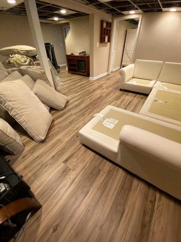 luxury vinyl flooring Basking Ridge NJ.